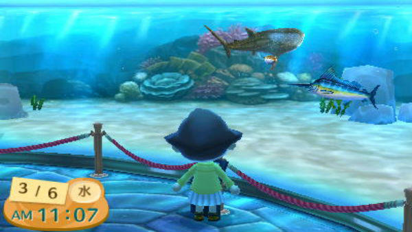 Animal Crossing New Leafe Nintendo 3DS Screenshot 1