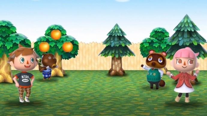 Animal Crossing New Leafe Nintendo 3DS Screenshot 5