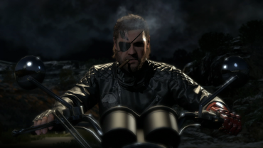 Metal Gear Solid 5 The Phantom Pain Opener