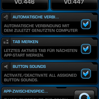 Power Grid App Settings 1