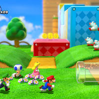 Angespielt: Super Mario 3D World für Wii U