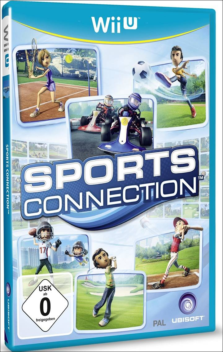 Sports Connection Cover