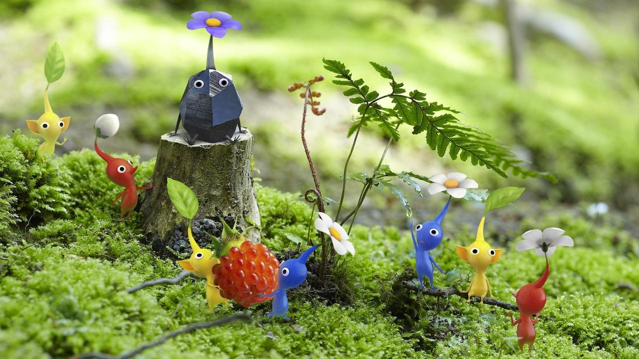 Pikmin 3 Review Opener