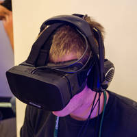 Oculus VR Rift Hands on