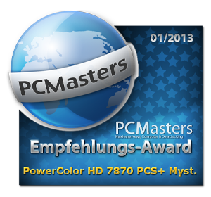 PowerColor HD7870 Myst Award