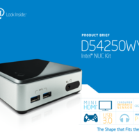 "Intel NUC D54250WYK: Aktualisiertes Modell mit ""Haswell""-Core i5 und HD 5000"