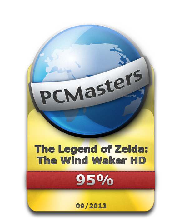 The Legend of Zelda: The Wind Waker HD Award