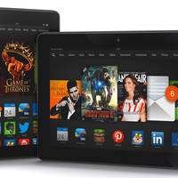 "Amazon: Neue Kindle Fire-Tablets endlich da, High-End-Modell mit Snapdragon 800 und ""Retina""-Display"
