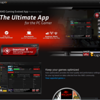 AMD Gaming Evolved-App: Optimale Grafikeinstellungen per Mausklick