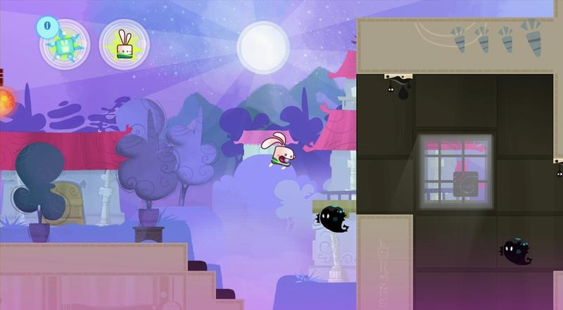 Kung Fu Rabbit Wii U Screenshot 1