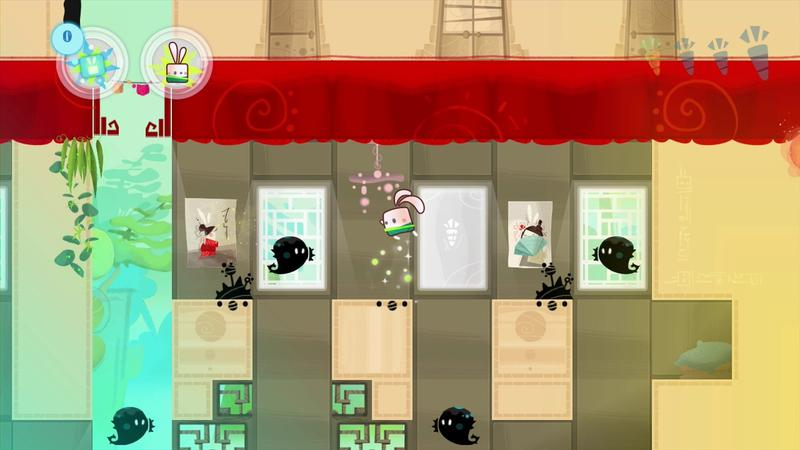 Kung Fu Rabbit Wii U Screenshot 3