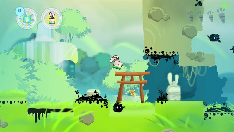 Kung Fu Rabbit Wii U Screenshot 4