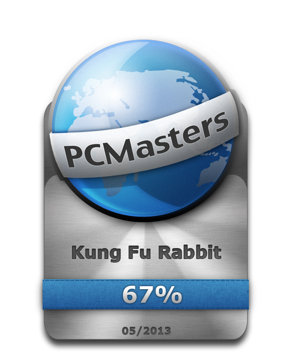 Kung Fu Rabbit Wii U Award