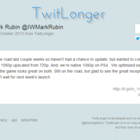 Mark Rubin-Statement