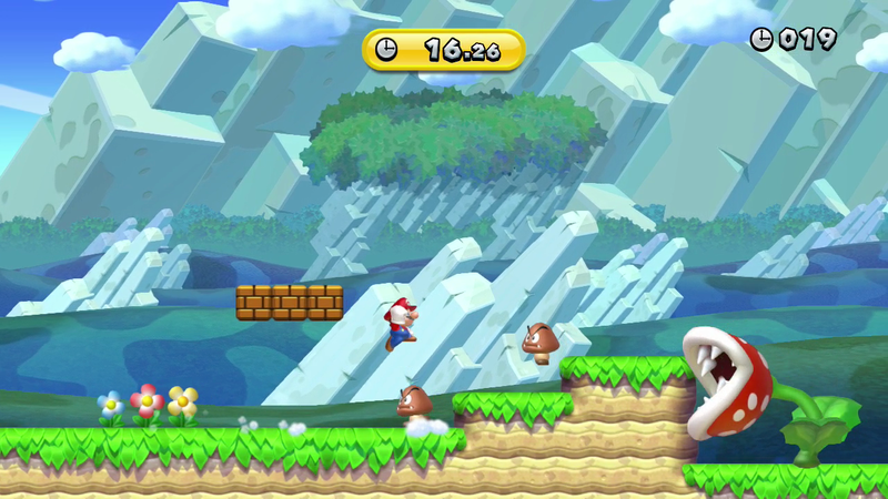 New Super Mario Bros. U Screenshot 4