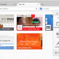 Mozilla Firefox: Browser bekommt neues Design