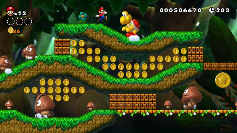 New Super Mario Bros. U Screenshot 6