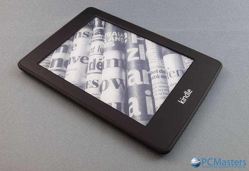 Amazon Kindle Paperwhite Front