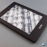 Amazon Kindle Paperwhite - eBook Reader mit verbessertem Bildschirm