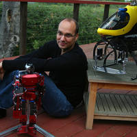 Google: Android-Erfinder Andy Rubin entwickelt nun Roboter