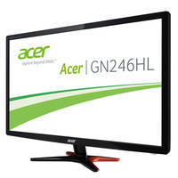 Acer GN246HL: 24 Zoll großer Full-HD-Gaming-Monitor mit 144 Hz-Panel