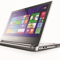 Lenovo IdeaPad Flex 2: Flexible Notebooks mit 14- und 15,6-Zoll-Touchscreen