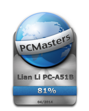 Lian Li PC-A51B - Award