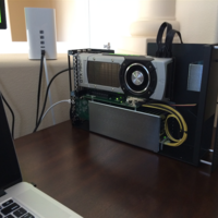 MacBook Pro per Thunderbolt mit GeForce GTX 780 Ti ausstatten