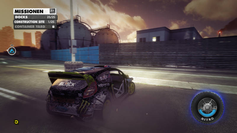 DiRT Showdown Review