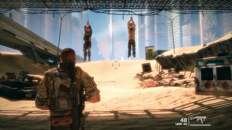 Spec Ops The Line Review