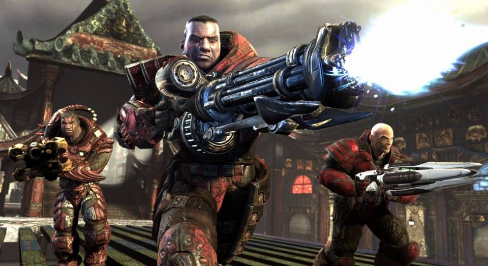 Unreal Tournament: Epic Games kündigt kostenlosen Shooter ...