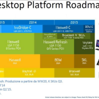 Intel CPU-Roadmap verrät Broadwell- und Skylake-Start
